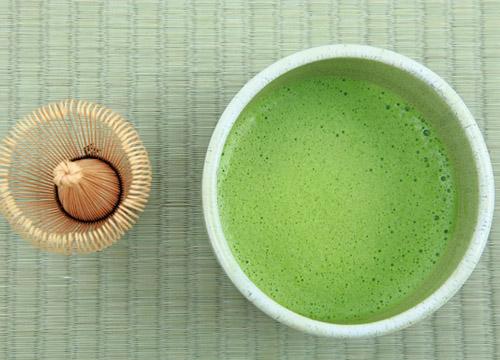 Nhật ký Hana: Trà xanh, thức uống cho da - 3