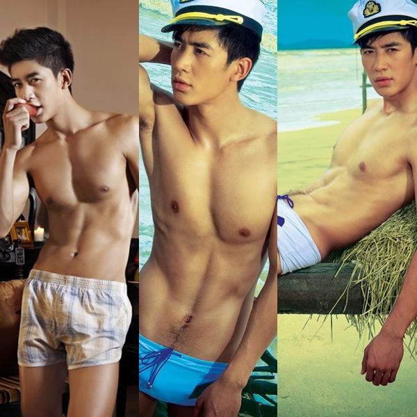 """Những cơ bụng """"6 múi"""" đẹp nhất showbiz Việt"""