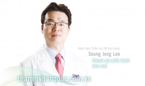 Seung Jong lee 300x179 Hợp tác thẩm mỹ Hàn Quốc với Bệnh viện JW