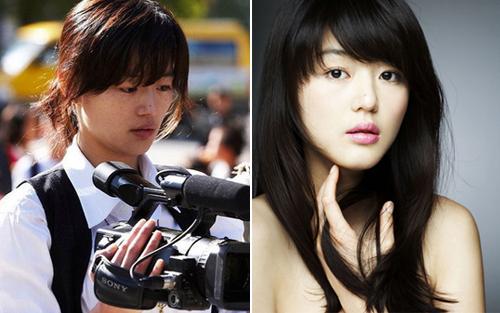Cô nàng ngổ ngáo Jeon Ji Hyun.