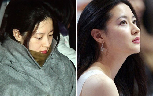 Nàng Dae Jang Geum Lee Young Ae.