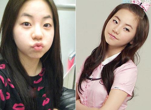 Thành viên Wonder Girls So Hee.