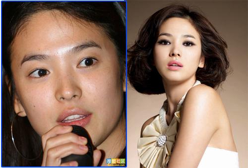 Người đẹp Song Hye Kyo.