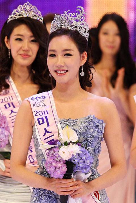 Seong Hye sẽ đại diện cho Hàn Quốc tại Miss Universe 2011.