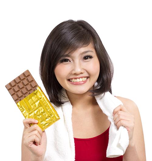 Giải oan cho những thỏi socola