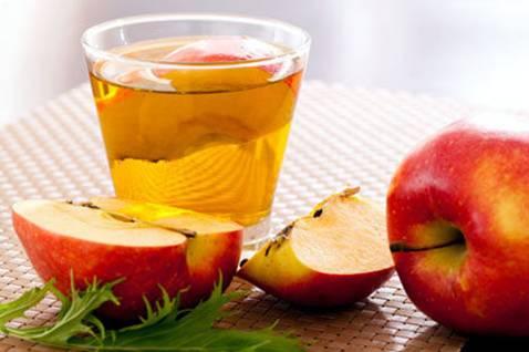 Công dụng làm đẹp của giấm táo