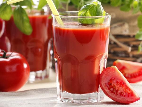 Giảm mỡ bụng bằng cà chua