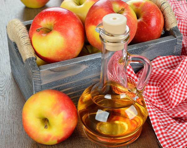 Làm đẹp với dấm táo