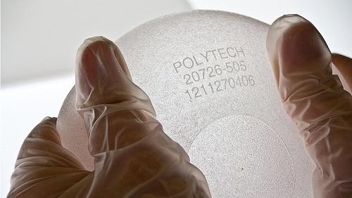 Nâng ngực túi xốp Polytech - Microthane - 2