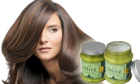 Làm đẹp hiệu quả với dầu oliu.