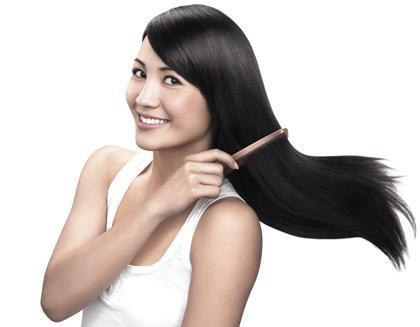 Cách phục hồi tóc chẻ ngọn.