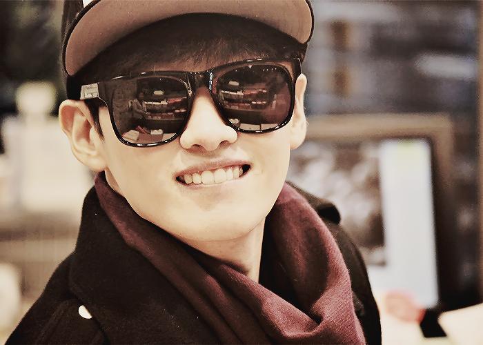 Nụ cười hở lợi của Eunhyuk