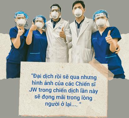 Tự hào chiến sĩ JW