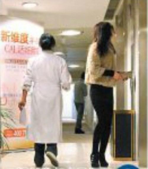 Dương Mịch phẫu thuật ngực