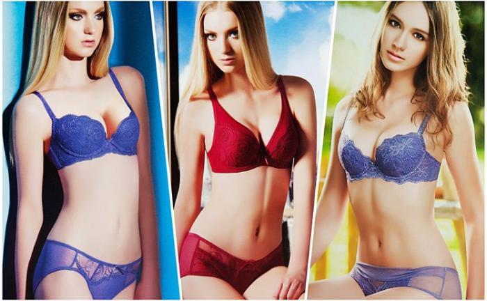 Những mẫu áo nâng ngực đẹp