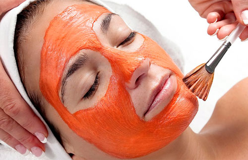 Bí quyết làm sáng da từ mặt nạ cà chua