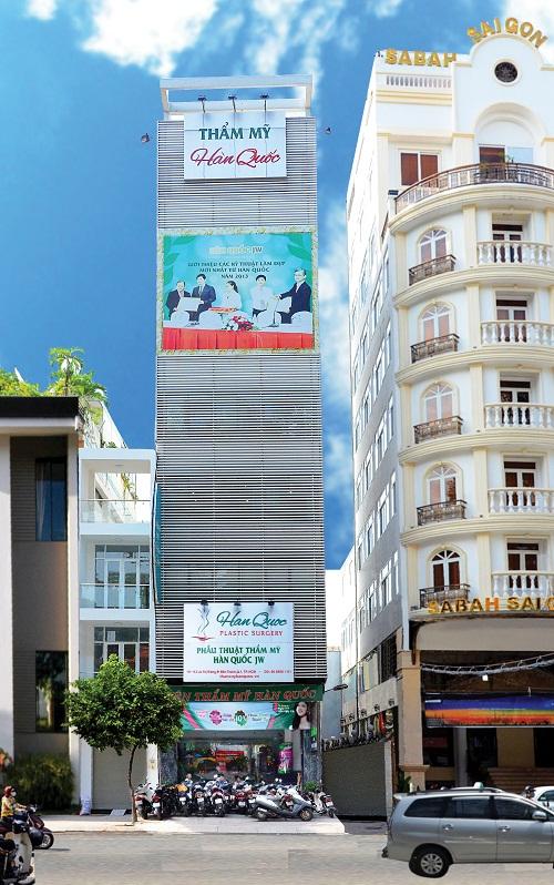 Bệnh viện thẩm mỹ JW Hàn Quốc vinh dự được cấp giấy chứng nhận thương hiệu thẩm mỹ JW nhanh chóng tại Việt Nam