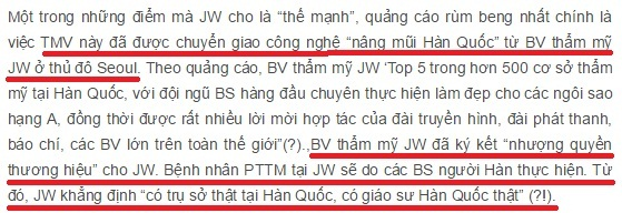 jw-len-tieng-xoa-bo-tin-don-phau-thuat-tham-my-no