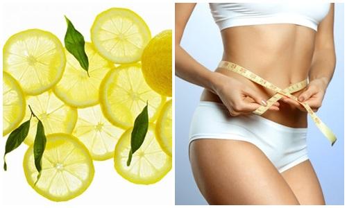 Mách bạn cách giảm mỡ bụng hiệu quả bằng trái chanh