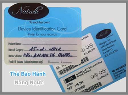 Phẫu thuật nâng ngực nội soi tại thành phố Hồ Chí Minh
