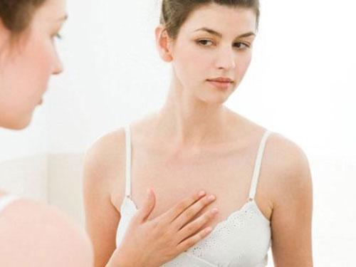 Nâng ngực chảy xệ có sẹo không