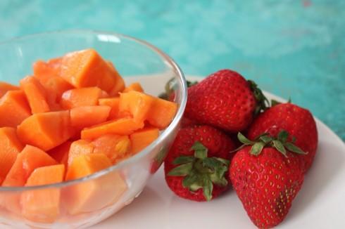 Bí quyết trị mụn đầu đen hiệu quả từ trái cây