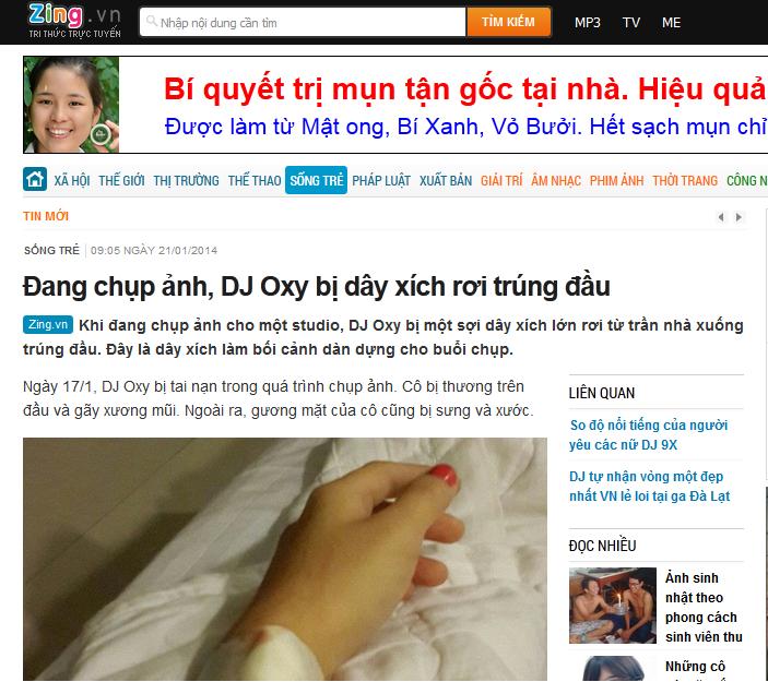 dj oxy 6