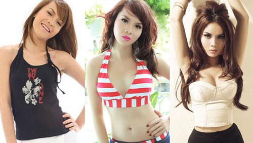 Yến Trang phẫu thuật ngực