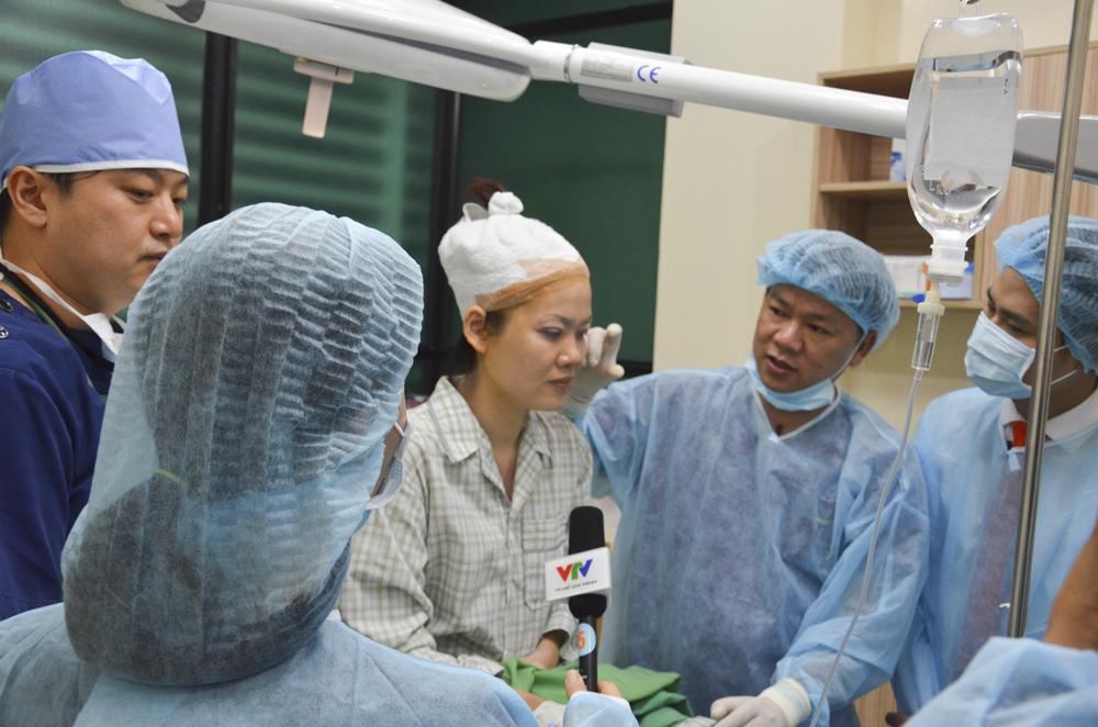 Phẫu thuật thẩm mỹ hợp tác Hàn Quốc – Sự thật được thổi phồng
