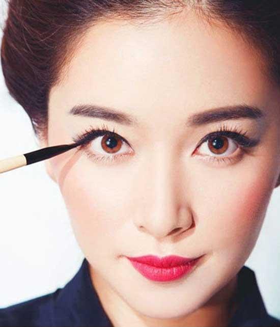 Cách làm đẹp mắt tự nhiên không phẫu thuật