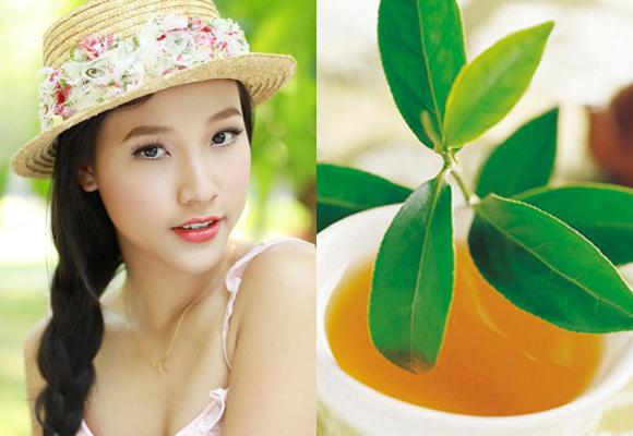 Khám phá công dụng làm đẹp của trà xanh