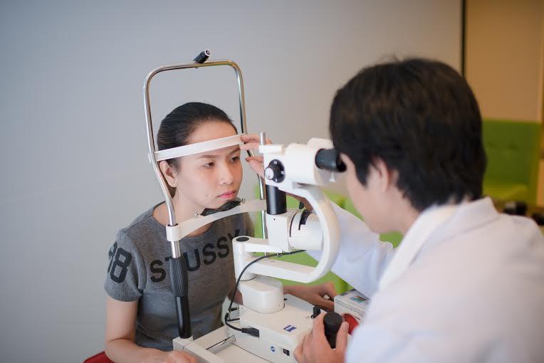 Phẫu thuật thẩm mỹ mắt lé
