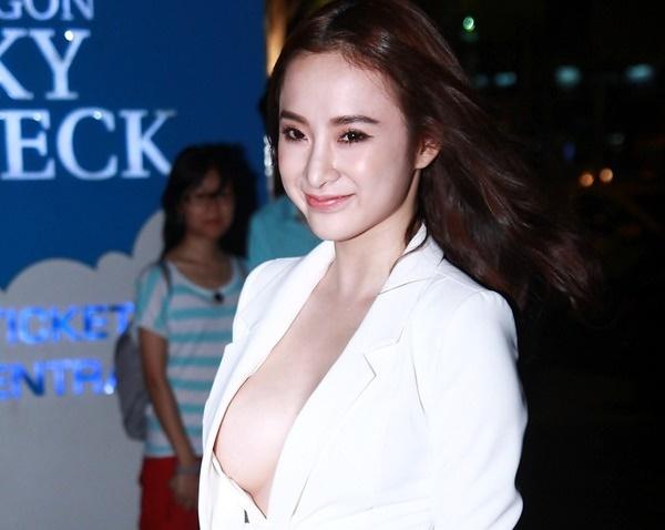 Phương Trinh phẫu thuật ngực
