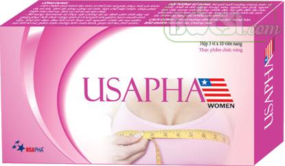 Thuốc nâng ngực Usapha