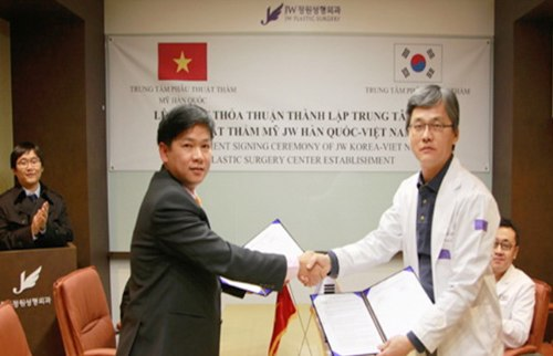 JW từ Hàn Quốc đến Việt Nam – Sự kết nối hoàn hảo