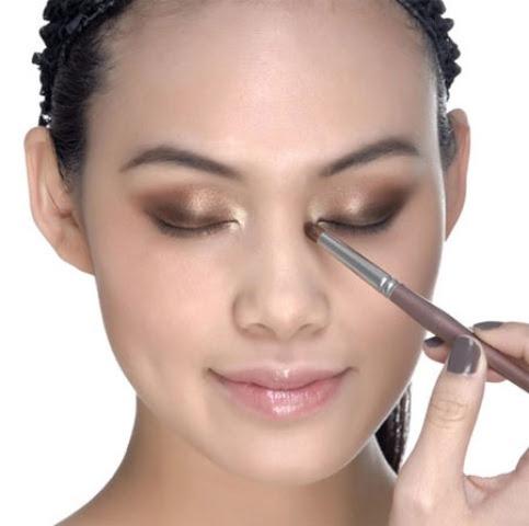 Bí quyết trang điểm cho từng dáng mũi