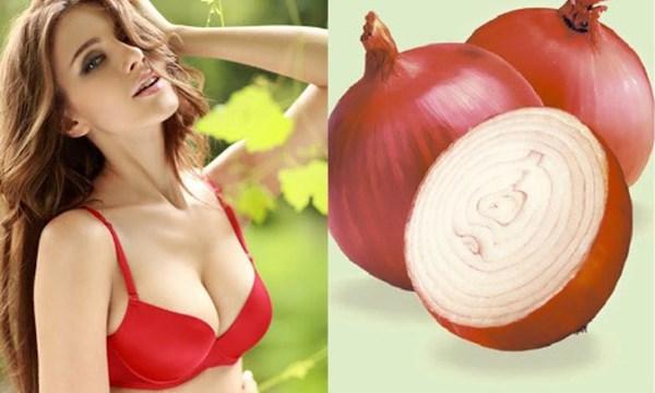 Cách làm nở ngực tự nhiên