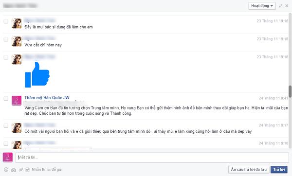 Hotgirl Việt Kiều Không bao giờ hối hận vì đã lựa chọn JW