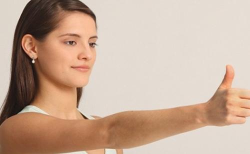 Yoga cho đôi mắt khỏe mạnh
