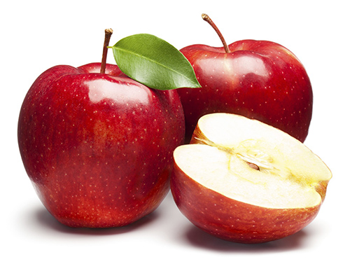 """Công dụng làm đẹp """"thần kì"""" từ trái táo"""
