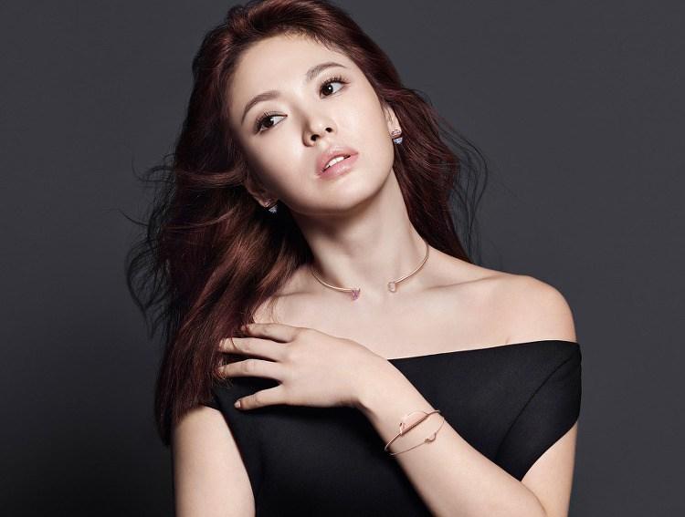 Top những mỹ nhân Hàn có chiếc mũi đẹp nhất