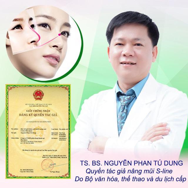 bác sĩ việt nam chia sẻ nâng mũi s line tại Hàn Quốc 1