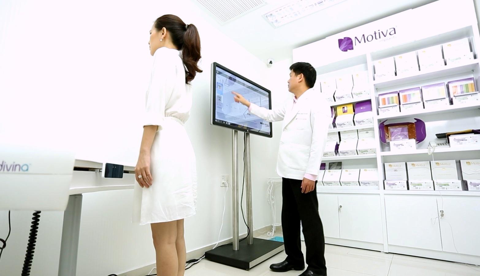 JW sở hữu viện nâng ngực 3D hiện đại theo tiêu chuẩn Hoa Kỳ