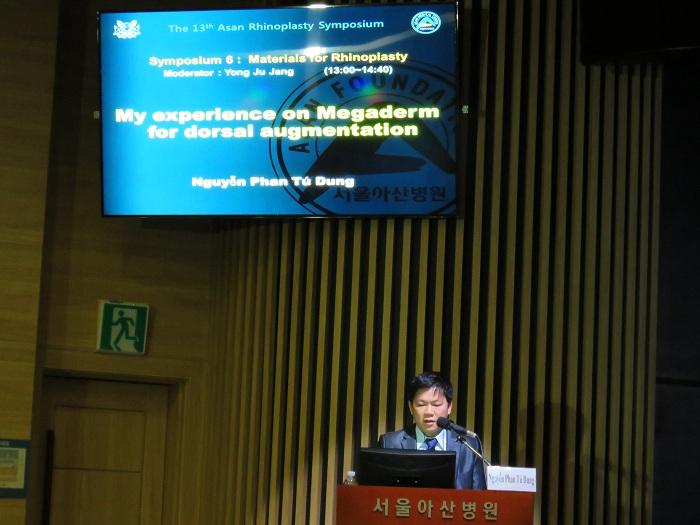 Tác quyền nâng mũi S line do Bộ Văn hóa Thể thao và Du lịch cấp cho TS. BS. Nguyễn Phan Tú Dung - Giám đốc bệnh viện JW