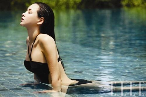 Bí quyết giảm cân của sao Hàn