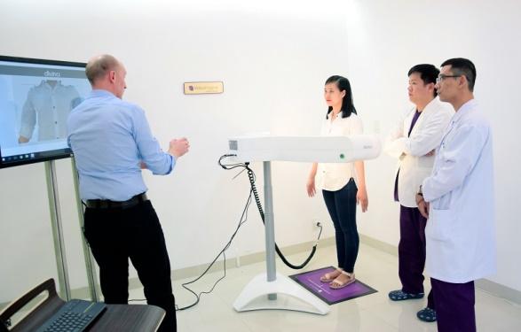 Giá tiền nâng ngực nội soi bằng túi Nano chip 3D Motiva