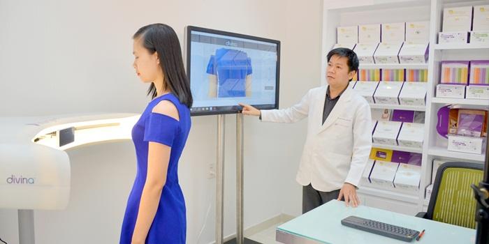 Nâng ngực nội soi túi Nano Chip 3D Motiva có đau không