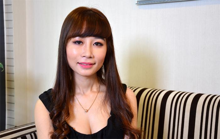 Chị Nguyễn Ly Ly tự tin hơn với chiếc mũi mới được chỉnh sửa