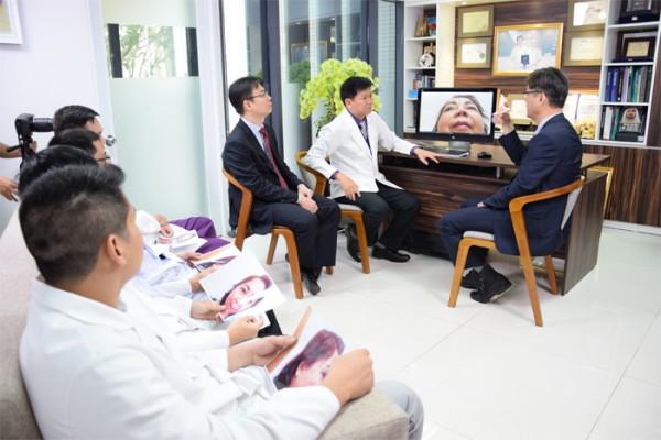 Chuyên khoa tái phẫu thuật thẩm mỹ mũi
