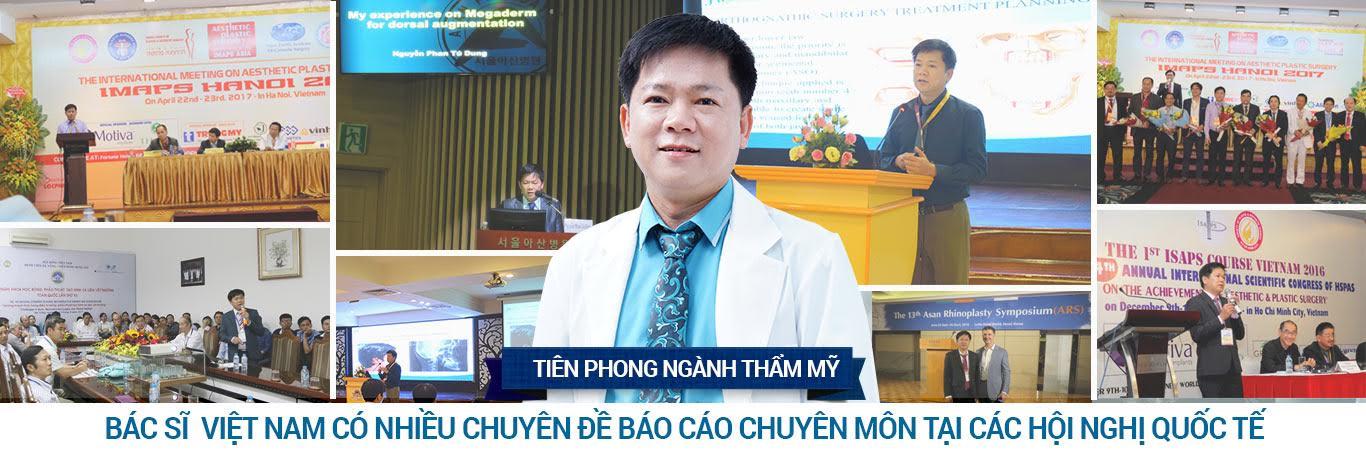 5:  BS Việt Nam báo cáo tại Nước ngoài